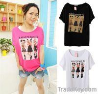 Sell women's t-shirts