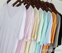 Sell V collar t -shirts