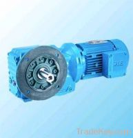 Sell K Series Helical Bevel Geared Motor