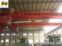 Sell Double-beam Overhead Bridge Crane