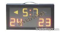 Sell Badminton digital scoreboards