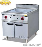 Sell gas griddle gas fry top