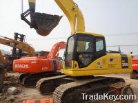 Sell used excavator, KOMATSU PC200-7