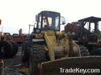 Sell used KOMATSU WA300-3 loader, wheel loader
