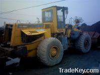 Sell used Komatsu WA420-3 excavator