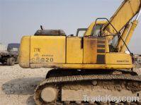 Sell used PC220-6 excavators, Komatsu excavator