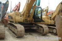 Sell used 330C excavators, CAT excavator