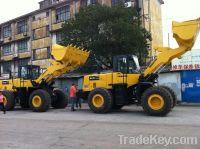 Sell for used KOMATSU WA380-3 loader, wheel loader