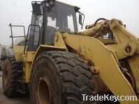 Sell for used CAT 966G loaders, wheel loaders