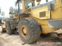Sell used Komatsu WA470-3 loaders