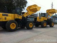 Sell used  Komatsu WA380-3 wheel loaders, used loader