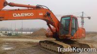 Sell used Daweoo DH220-5 excavator