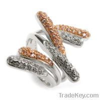 wholesale 925 sterling silver diamond rings