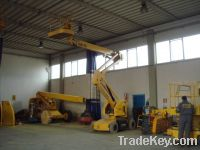 Sell scissors lift platform