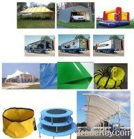 Sell coated pvc tarpaulin