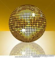 Sell Christmas Decoration Disco Mirror Ball