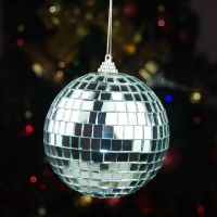 "Sell 6"" 15cm hot selling DJ mirror Ball made in china"