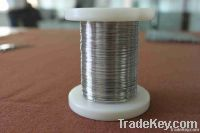 Sell 304 stainless steel wire for knitting net