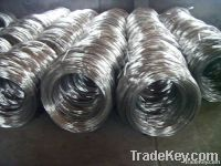 Sell Hot Sales Galvanized Straight Wire
