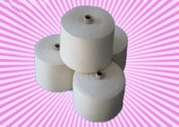 Sell recycled/regenerated cotton polyester blend yarnTC 60/40 CVC 50/5
