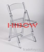 Sell resin folding chairs
