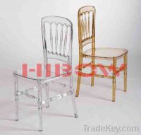Sell resin chateau chair