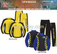 Sell Sublimation Sports Track Suit