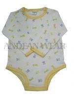 100 Percent Pima Cotton Baby Garments