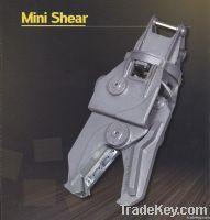 Sell Excavator Shear