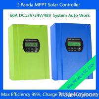 60A 12v 24v 48v Solar controller MPPT solar charge controller