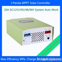 Sell 20A 96V MPPT PV Charge Controller, Battery Controller, Solar Regulator