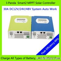 MPPT 30A mppt 30 Solar charge controller, 12v 24v 48v  auto work with