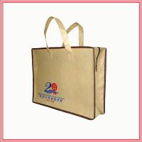 Recyclable advertisement bag