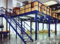 Sell mezzanine floor rack