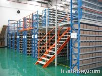 Sell Made in china steel multi-tier racking