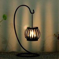 iron vintage candleholder