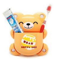 bear lovely brush holder