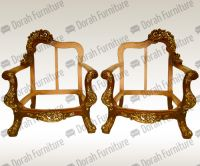 Sell Antique Wooden Arm Chairs