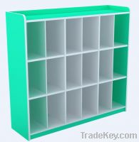 School Bag Cabinet, Tray Storage Cabinet, Toy Storage Cabinet
