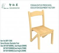 Children Wooden Chair