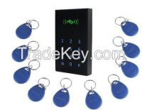 StandaloneTouch access control keypads  access control system card reader