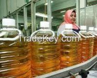 Crude anbd Refined Sunflower Oil Corn Oil Palm Oil Rapeseed Oil Soybean