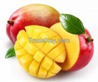 Fresh Sweet Mangos