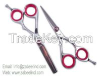 Professional Hair Cutting Thinning Scissors Shears Barber Saloon Set By Zabeel Industries