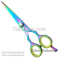 Professional Blade Sharp Edge High Quality Multi Colour Scissor By Zabeel Industries
