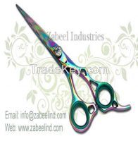 Professional Barber Razor Edge Hair Cutting Scissor & Shears By Zabeel Industries