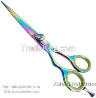 Hair Cutting Scissor professional multi color By Zabeel Industries