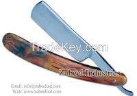 New Professional Barber Salon Straight Cut Shaving Razor By Zabeel Industries