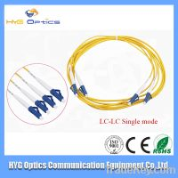 HYG LC-LC DX Single Mode patch cord