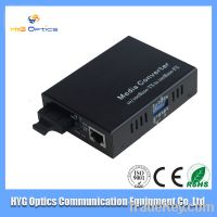 Sell 10/100/1000M & Gigabit fiber optic media converter